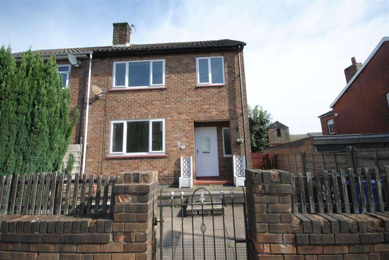3 Bedrooms Semi Detached House for sale in Vine Street, Whelley, Wigan