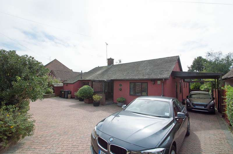 4 Bedrooms Detached Bungalow for sale in Colt Cottage, Rattle Road, Stone Cross