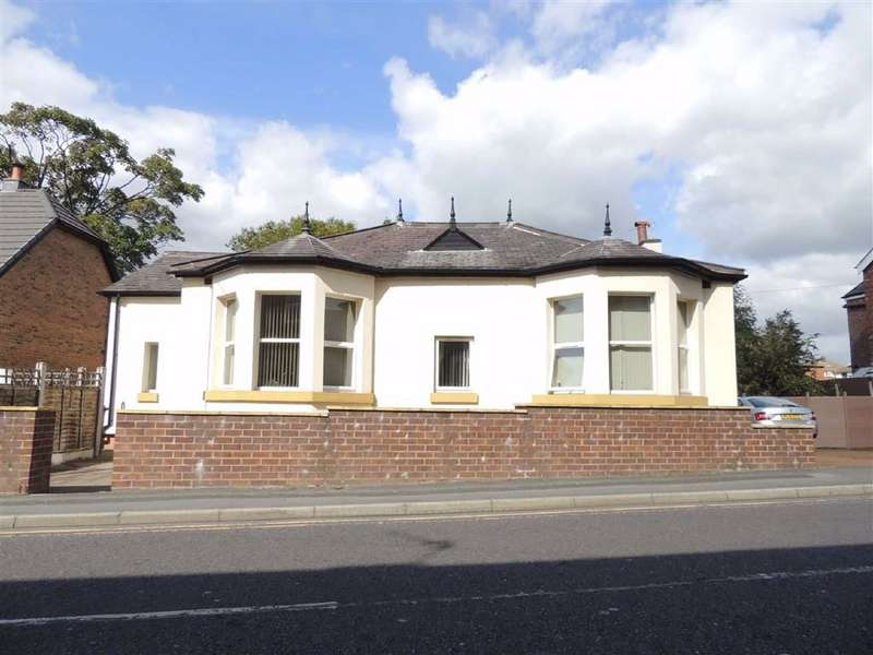 3 Bedrooms Detached Bungalow for sale in Station Road, Marple, Stockport