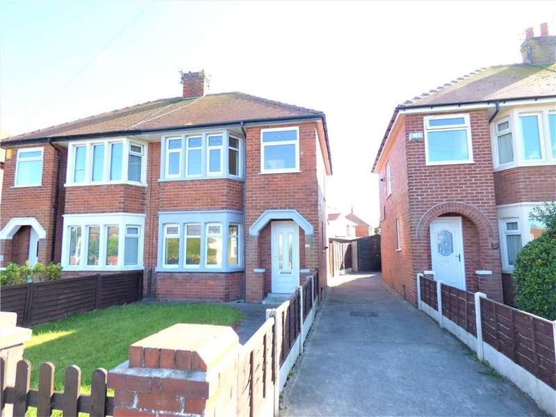 3 Bedrooms Semi Detached House for sale in Warren Drive, Norbreck, Thornton-Cleveleys