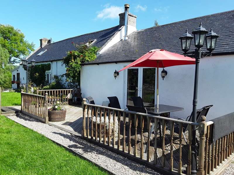 4 Bedrooms Cottage House for sale in Ferness, Nairn, IV12