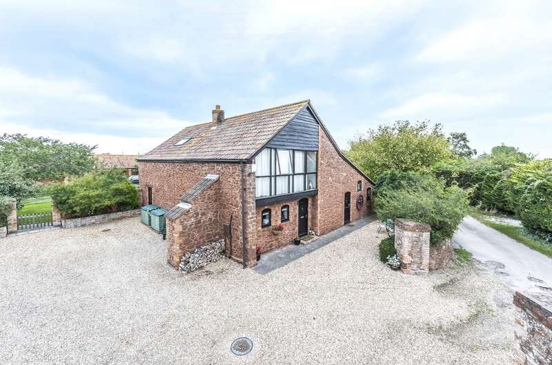 4 Bedrooms Detached House for sale in Perry Green, Wembdon, Bridgwater, Somerset, TA5