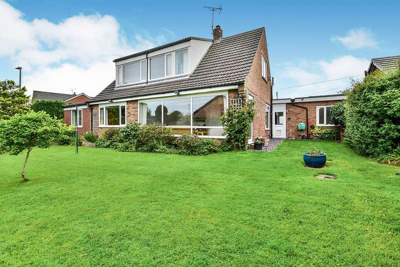 4 Bedrooms Detached House for sale in Sycamore Crescent, Macclesfield, SK11