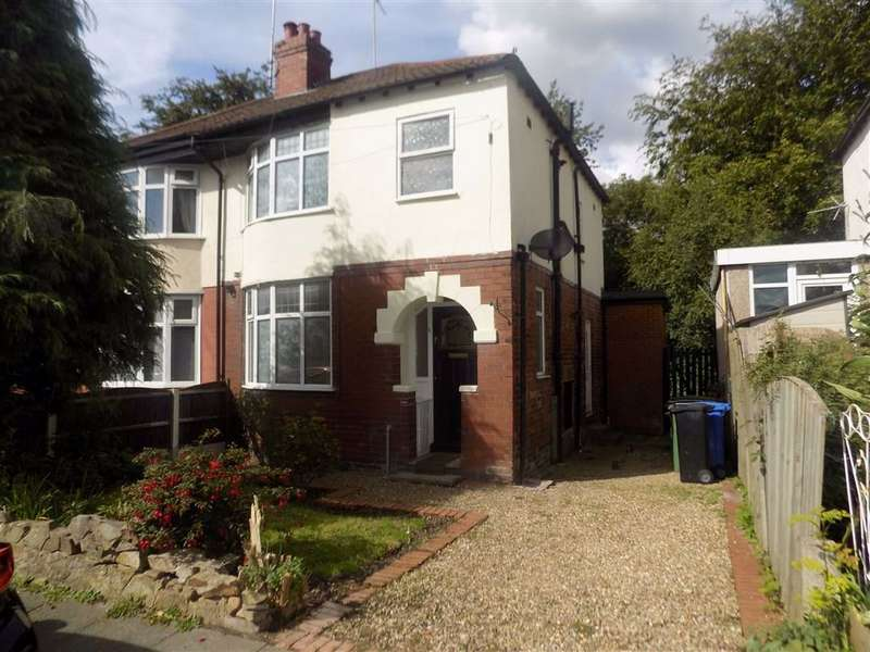 3 Bedrooms Semi Detached House for sale in The Crescent, Bredbury, Stockport