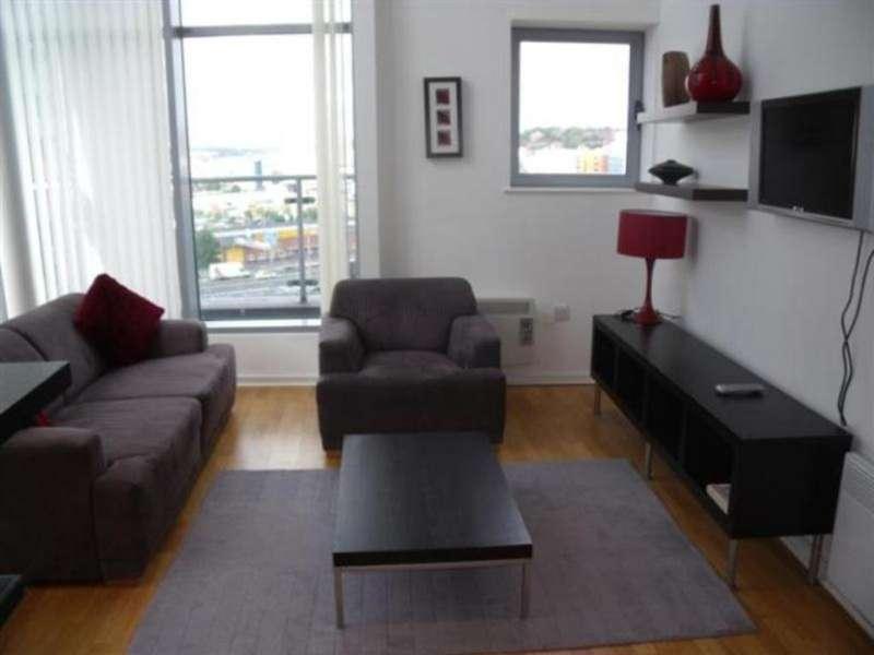 2 Bedrooms Flat for rent in Beringa, City Island, Gotts Road, Leeds, LS12 1DE
