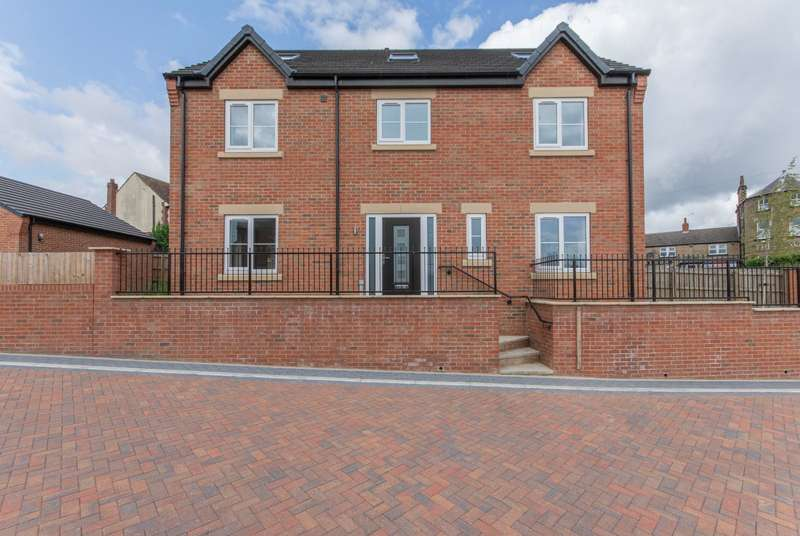 5 Bedrooms Detached House for sale in The Parks, Main Street, South Hiendley, Barnsley, S72