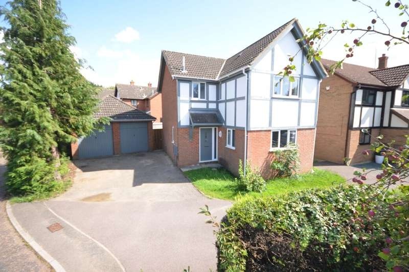 4 Bedrooms Detached House for rent in Gresham Drive, Northampton, NN4