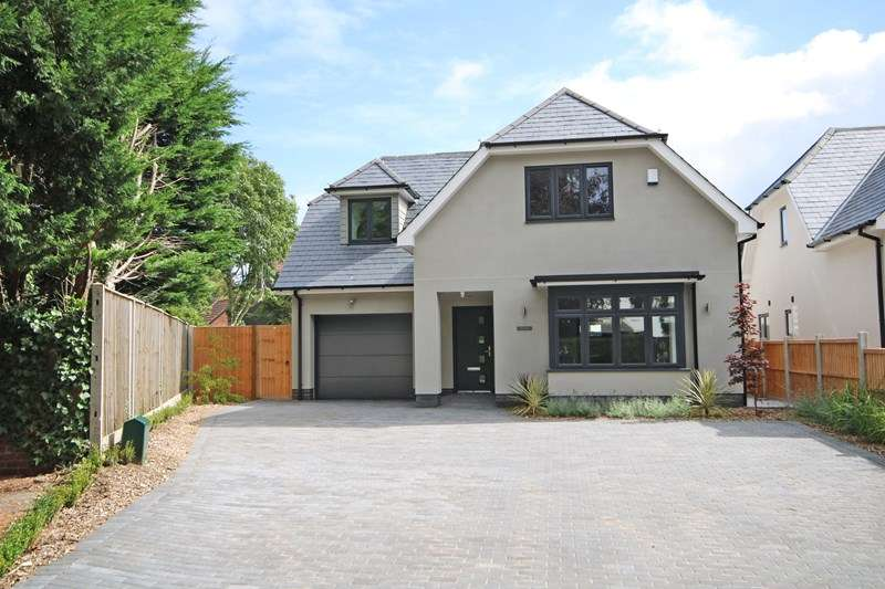 5 Bedrooms Chalet House for sale in West Road, Bransgore, Christchurch