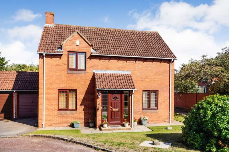 4 Bedrooms Detached House for sale in Allonby Close, Lower Earley, Reading, RG6