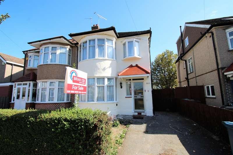 3 Bedrooms Property for sale in Dorchester Avenue, North Harrow