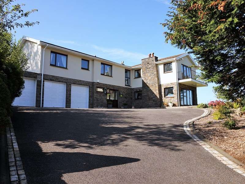 5 Bedrooms Detached House for sale in Penllyn, Cowbridge, The Vale Of Glamorgan. CF71 7RQ