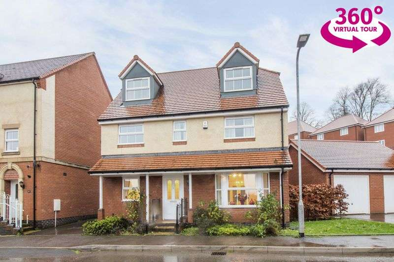 5 Bedrooms Property for sale in Ash Tree View, Newport