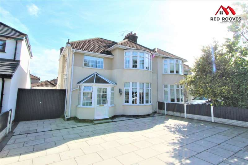 3 Bedrooms Semi Detached House for sale in Queens Drive, Wavertree, L15