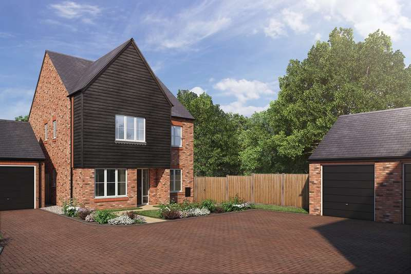 4 Bedrooms Detached House for sale in Arun Fields, Jackdaw Lane, Horsham