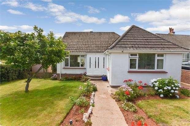 4 Bedrooms Detached Bungalow for sale in Sandringham Drive, Preston, Paignton, Devon. TQ3 1HR