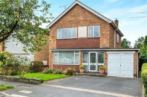 3 Bedrooms Detached House for sale in Brookside Avenue, Kenilworth, Warwickshire