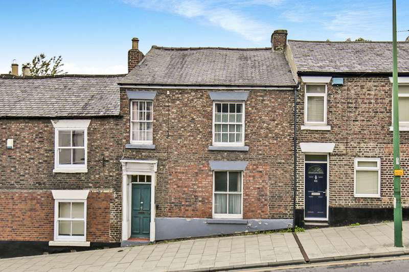 3 Bedrooms House for sale in Gilesgate, Durham City, Durham, DH1