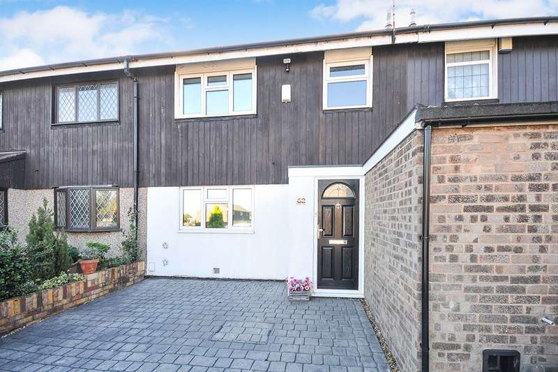 3 Bedrooms House for sale in Russett Way, Swanley, Kent, BR8