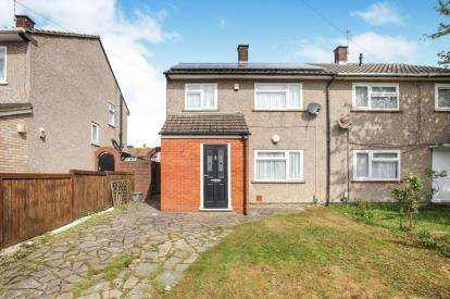 3 Bedrooms Semi Detached House for sale in Harvest Close, Luton, Bedfordshire, England