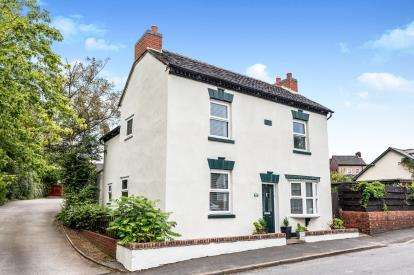 3 Bedrooms Detached House for sale in Old Road, Armitage, Near Lichfield, Staffordshire