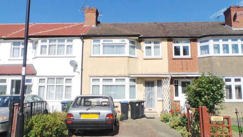 3 Bedrooms Terraced House for sale in Wellstead Avenue, Edmonton, London, N9