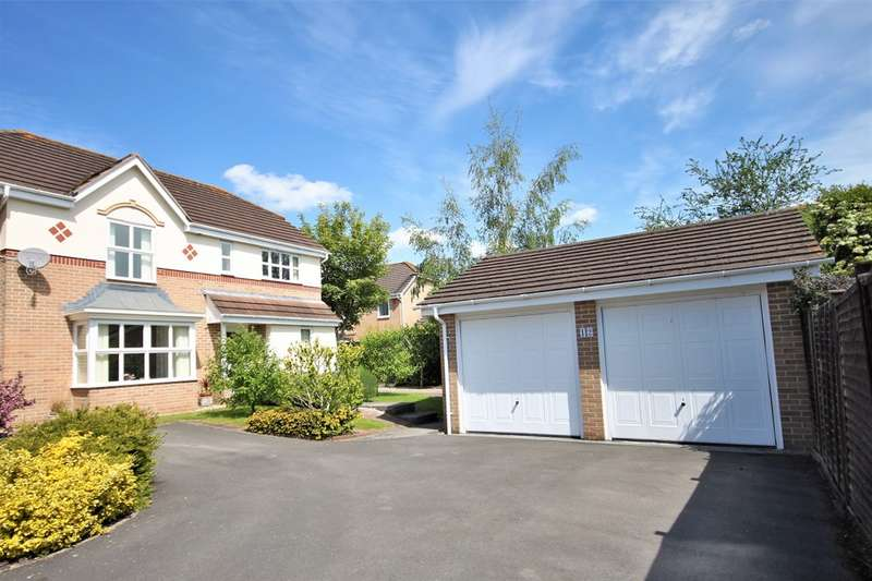 4 Bedrooms Property for sale in Lancaster Close, Cullompton
