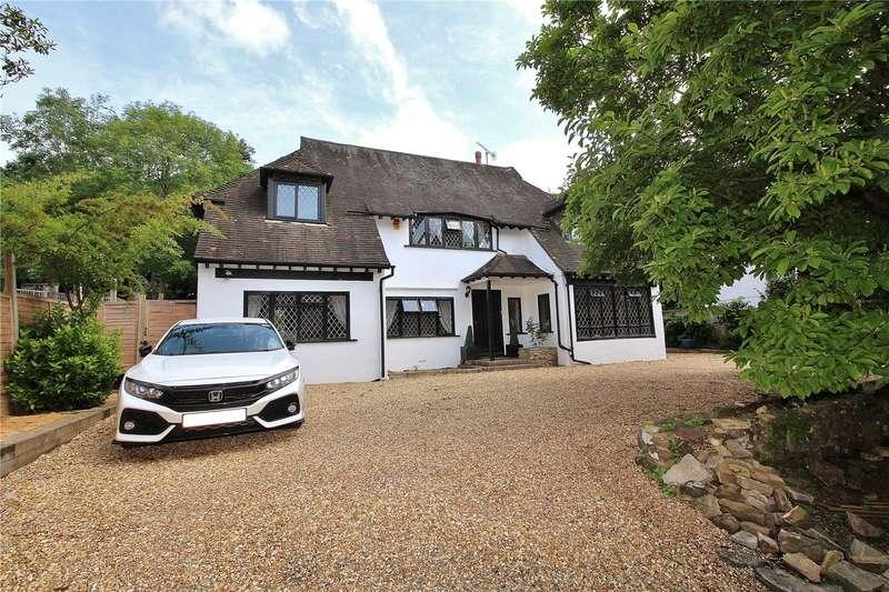 5 Bedrooms Detached House for sale in Warren Road, Worthing, West Sussex, BN14