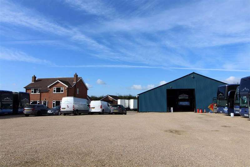 4 Bedrooms Commercial Property for sale in Black Tup Lane, Arnold, East Yorkshire