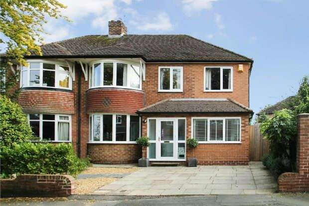 4 Bedrooms Semi Detached House for sale in Tewkesbury Avenue, Hale