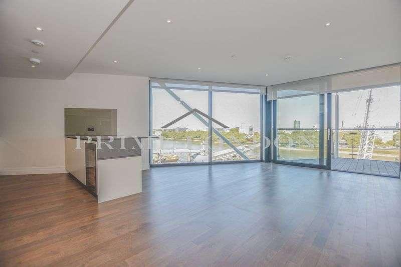 3 Bedrooms Property for sale in Five Riverlight Quay, Nine Elms, London
