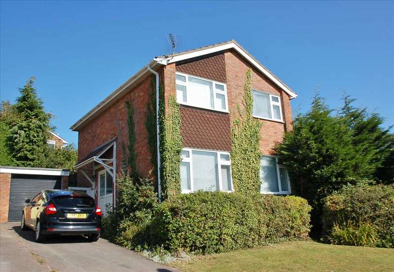 4 Bedrooms Detached House for sale in ALMOND WALK, LYDNEY
