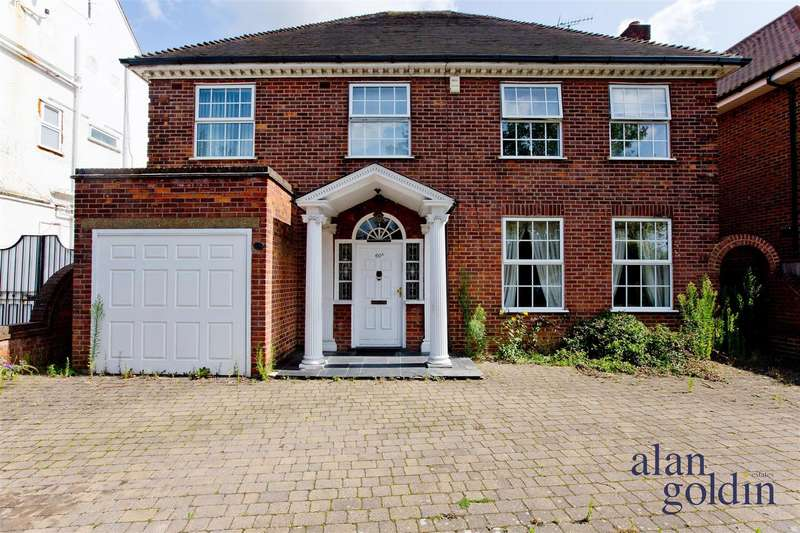 5 Bedrooms Detached House for sale in Cranbourne Gardens, London, NW11