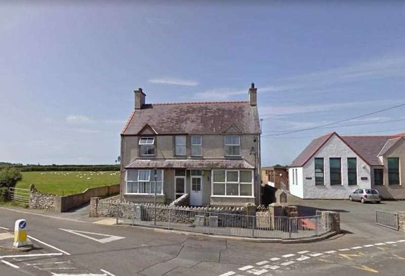 Semi Detached House for sale in Ty Ysgol, Bodorgan, Aberffraw