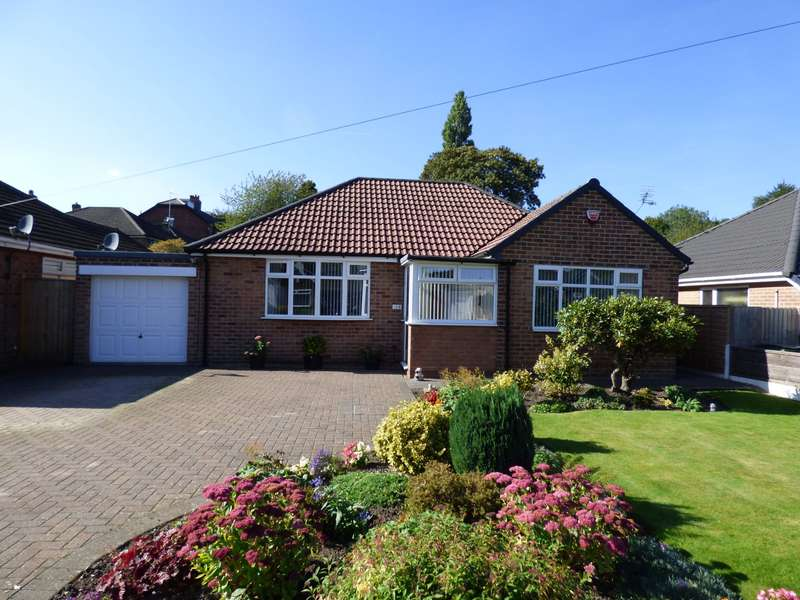 3 Bedrooms Detached Bungalow for sale in Hazelwood Road, Hazel Grove, Stockport, SK7 4NB