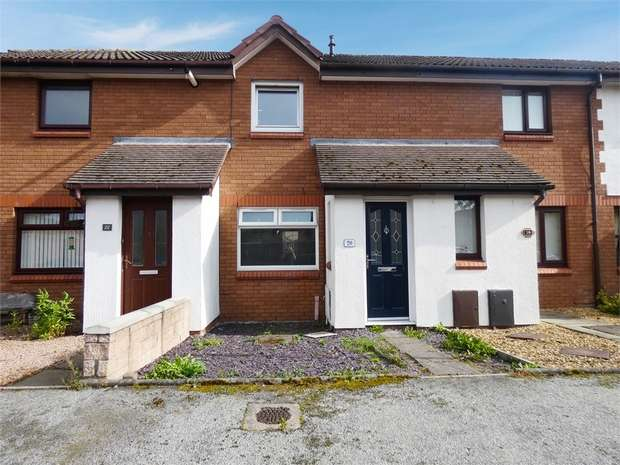 2 Bedrooms Terraced House for sale in Ashwood Mews, Bridge of Don, Aberdeen