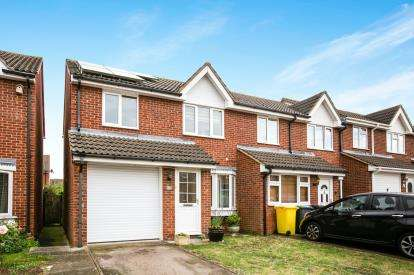 3 Bedrooms End Of Terrace House for sale in Elgar Drive, Shefford, Bedfordshire