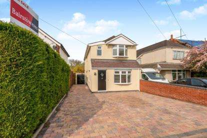 4 Bedrooms Detached House for sale in Wood Lane, Wedges Mills, Cannock, Staffordshire