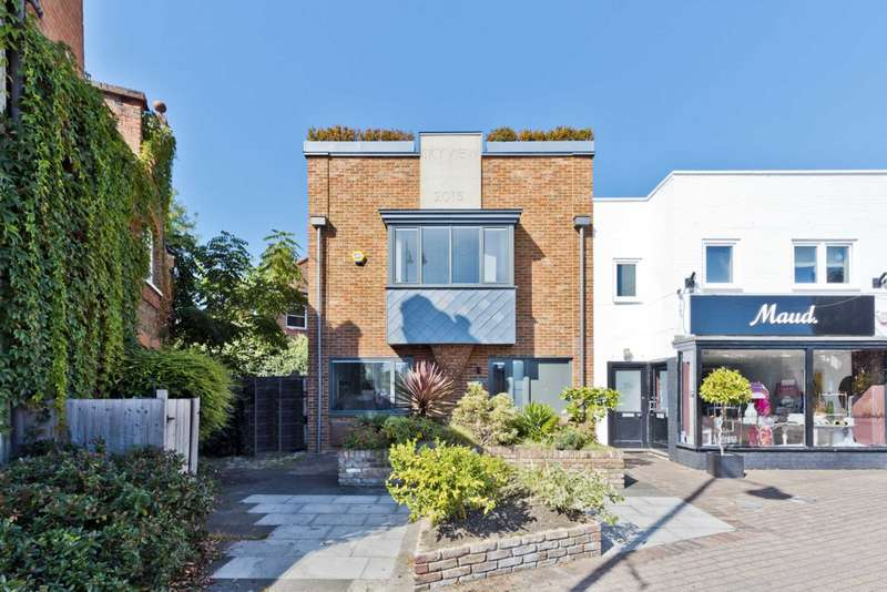 4 Bedrooms Detached House for sale in Skyview, High Street, Thames Ditton