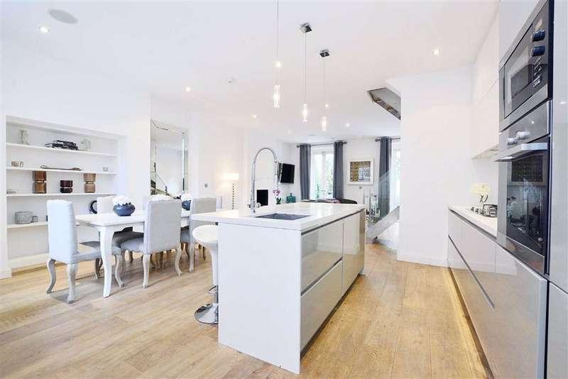 3 Bedrooms Flat for sale in Bristol Gardens, London, W9