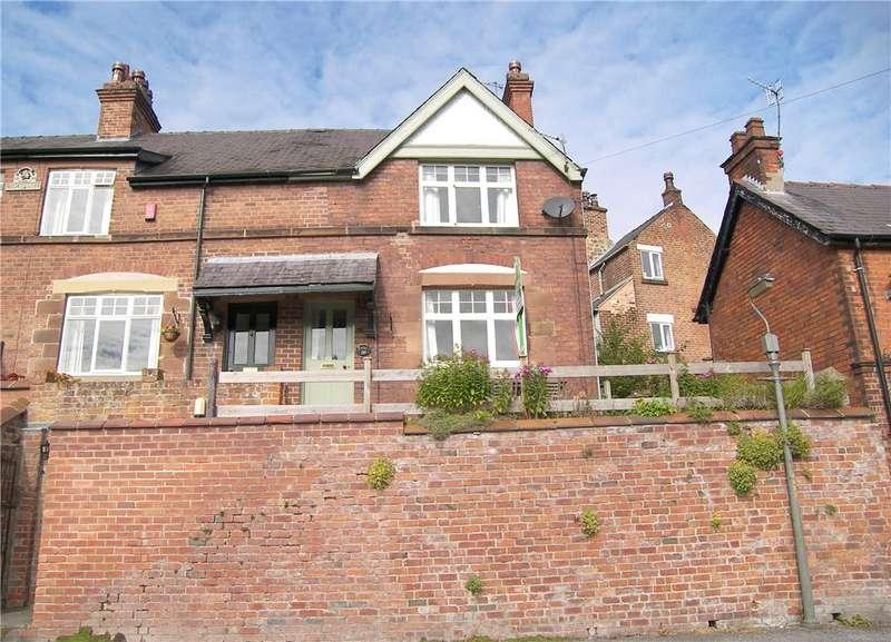 2 Bedrooms Semi Detached House for sale in Wyver Lane, Belper, Derbyshire, DE56