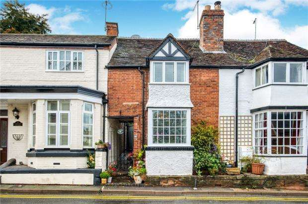2 Bedrooms Terraced House for sale in New Street, Kenilworth, Warwickshire