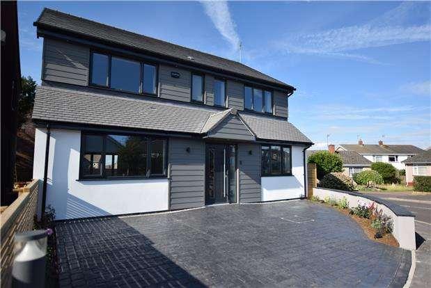 4 Bedrooms Detached House for sale in Hurn Lane, Keynsham, Bristol, BS31 1RP