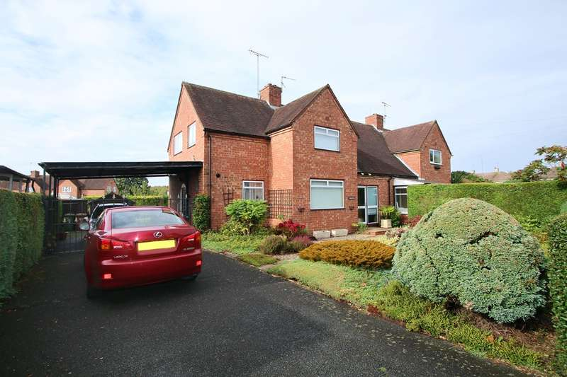 3 Bedrooms Semi Detached House for sale in Barnfield Road, Stourport-on-Severn, DY13