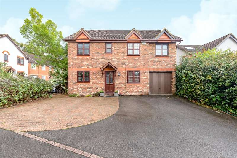 5 Bedrooms Detached House for sale in Shropshire Gardens, Warfield, Berkshire, RG42