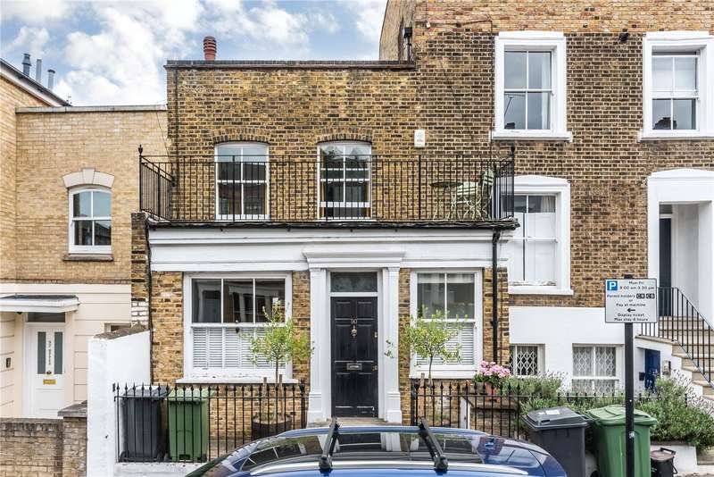 2 Bedrooms Terraced House for sale in The Chase, London, SW4