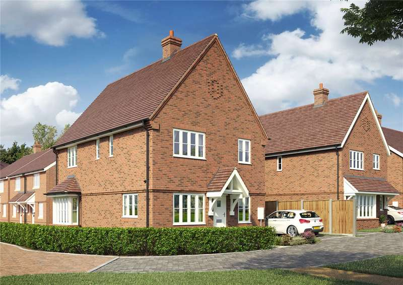 4 Bedrooms Detached House for sale in Ambersey Green, Amberstone Road, Hailsham, BN27