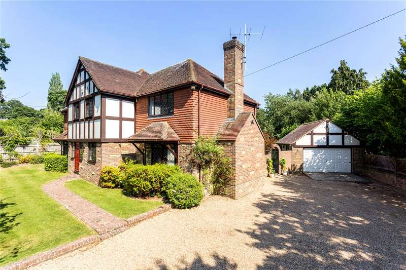 4 Bedrooms Detached House for sale in Horsted Lane, Isfield, Uckfield, East Sussex, TN22