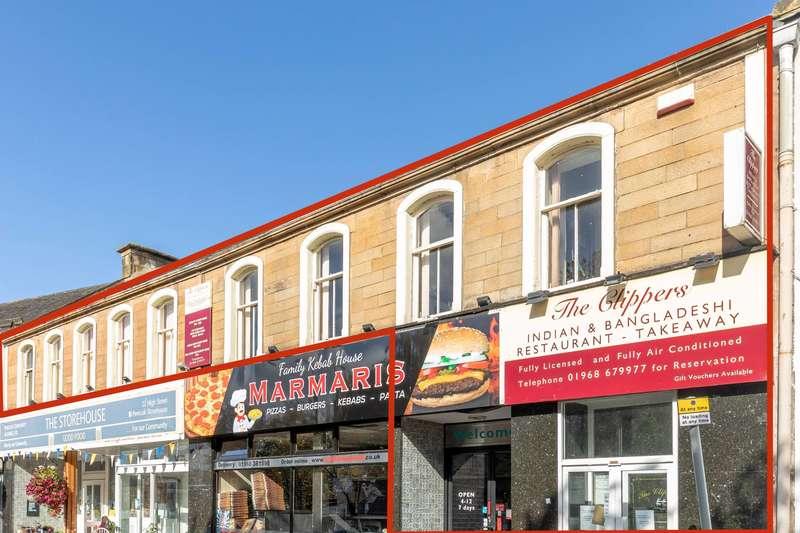 Commercial Property for sale in High Street, Penicuik, Midlothian, EH26 8HW