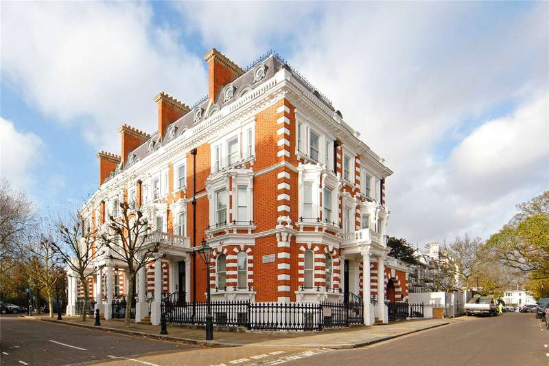 2 Bedrooms Apartment Flat for sale in Observatory Gardens, London, W8