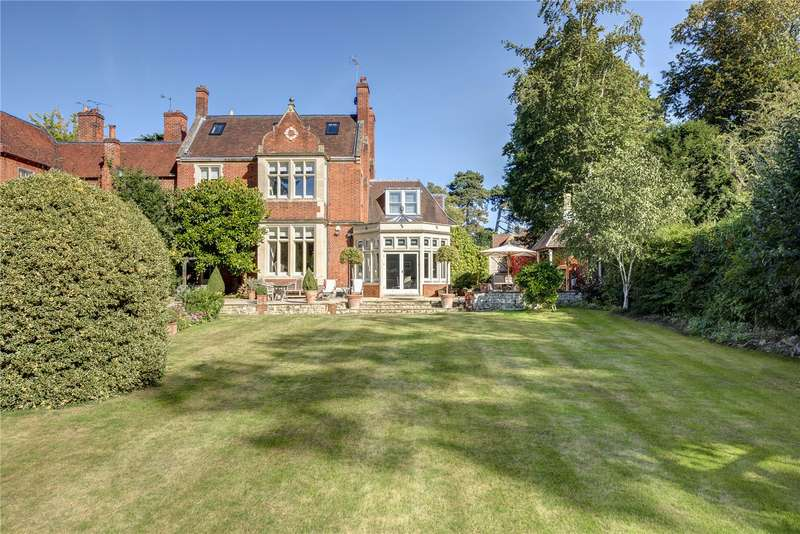 5 Bedrooms House for sale in High Street, Hurley, Maidenhead, Berkshire, SL6